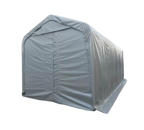Autotalli / pressutalli / kaaritalli / caravan talli 7,5x3,5x3,5m, 500g PVC