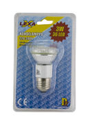 LED-lamppu GU10, 3W, 36 LED, 30 000h - Lexxa GreenX