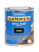 Metallimaali 750ml musta - Maston Hammer
