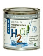 Maali H2O! RAL7001 Hopeanharmaa 250ml