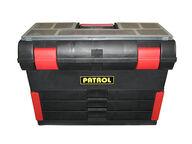 Patrol Muovipakki, premium, 510x255x360mm