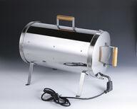 Sähkösavustin 1250W, 2-kerroksinen - Easy Cooking