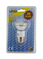 LED-kohdelamppu, 3W, 36 LED, 30 000h, GU10, Lexxa GreenX