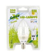 LED-kynttilälamppu, 5W, E14, 30 000h, Lexxa GreenX