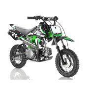 Crossipyörä 110cc - Apollo Motors Kiddy