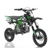 Crossipyörä 125cc - Apollo Motors Rider