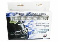 LED-sumuvalosarja / huomiovalosarja 12V, 180x26mm, 5x1W LED