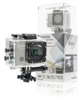 Full HD -action-kamera, GPS ja Wi-Fi