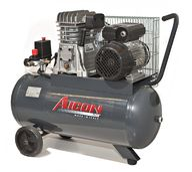 Kompressori Aicon 50 litraa, 2-sylinteriä, 2,2kW