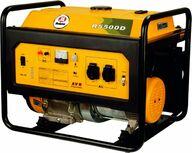 Meister Aggregaatti R5500D, 5,5kW, sähkökäynnistys