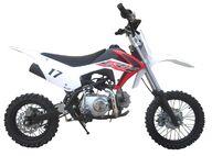 Crossipyörä 125cc - Samurai