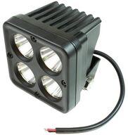 Ajoneuvotyövalo / konetyövalo 40W, 4 CREE XM-L LED