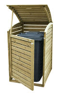 Jätekatos / roskapöntön suoja, 240 litran jäteastialle