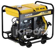 Dieselaggregaatti / dieselgeneraattori Kipor KDE6500E, 230V