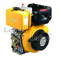 Paikallismoottori / irtomoottori 8 hp, diesel - Lutian LT186F
