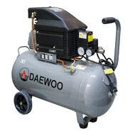 Paineilmakompressori 2 hp, 50L säiliö, 192L/min DAEWOO