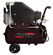 Kompressori 2 hp / 24L säiliöllä, Rasch