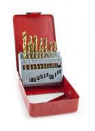 Poranteräsetti metallille / metalliporanteräsetti, 19-osainen, 1-10 mm