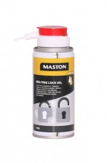 Maston Lukkoöljy sulattava spray 90ml