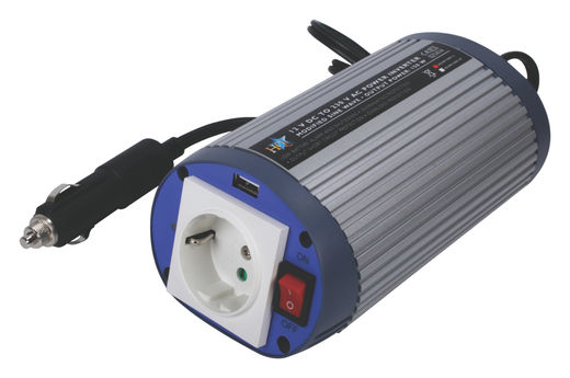 Invertteri 12V, 150W - HQ