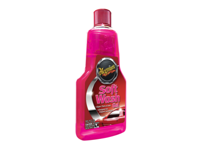 Autoshampoo 473ml - Meguiars soft wash gel