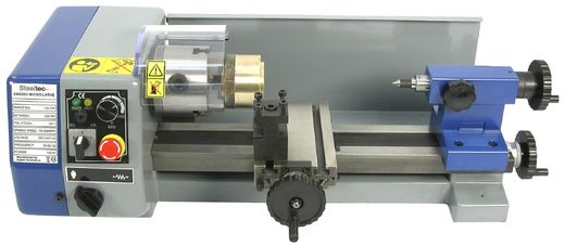 Metallisorvi mini, 140mm, Steeltec