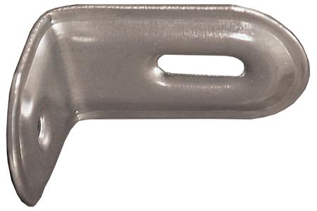 Kalustekulma 25*27*42mm 4kpl - Pisla