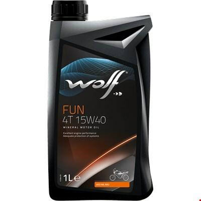 Moottoriöljy 2-t 1l - Wolf