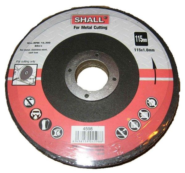 Katkaisulaikka 230mm, kivelle - Shall