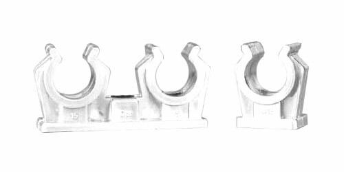 Putkipidin 15mm, kupariputkille, 2-osainen, WaterGEAR