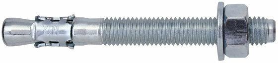 Kiila-ankkuri M16*110 4kpl sinkitty