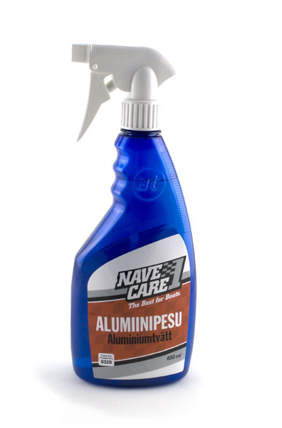 Alumiinipesu 650ml, NAVE CARE