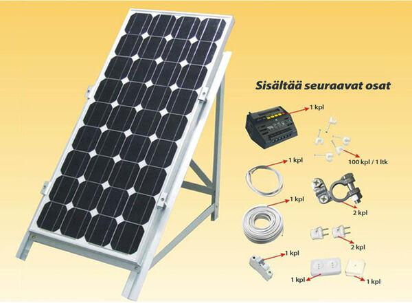 Aurinkopaneeli 75W