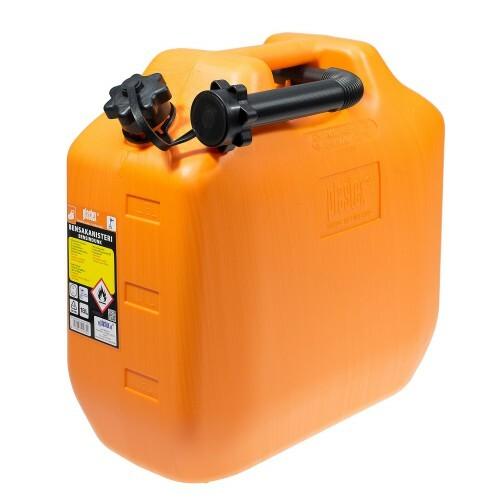 Bensakanisteri 18L oranssi - Plastex