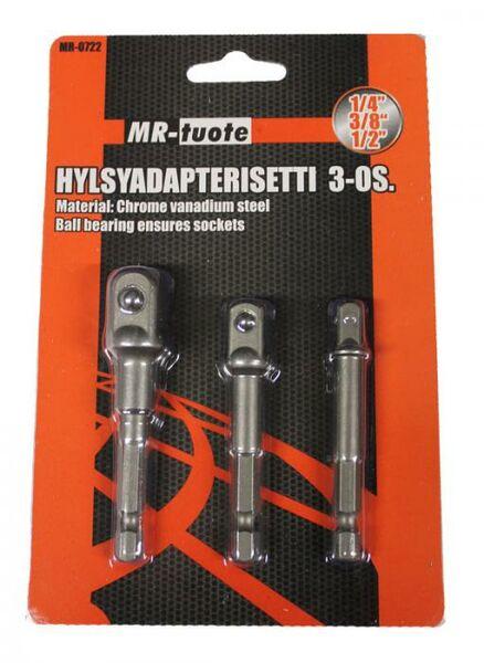Hylsyadapterisarja 3-os - MR-tuote
