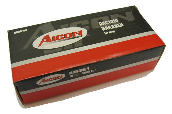 Hakanen 4mm / 10mm / 5000kpl - Aicon