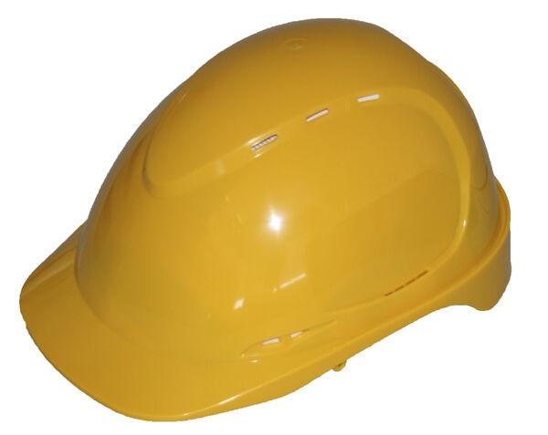 Kypärä, keltainen - BERNER