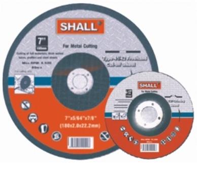 Hiomalaikka metallille 230x6.0x22.2mm - Shall