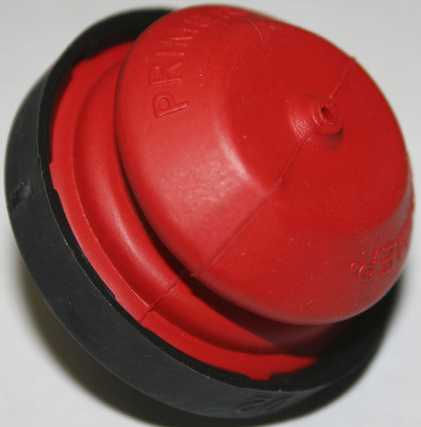 Primer-nappi 44mm, punainen, 5,5hv & 6,5hv lumilinkoon