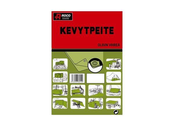 Kevytpeite 3x5m, 70g/m2 - Roco Tools
