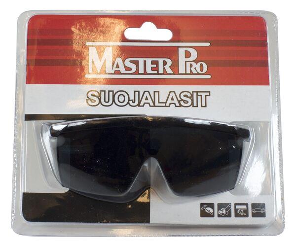 Suojalasit mustat - Master Pro